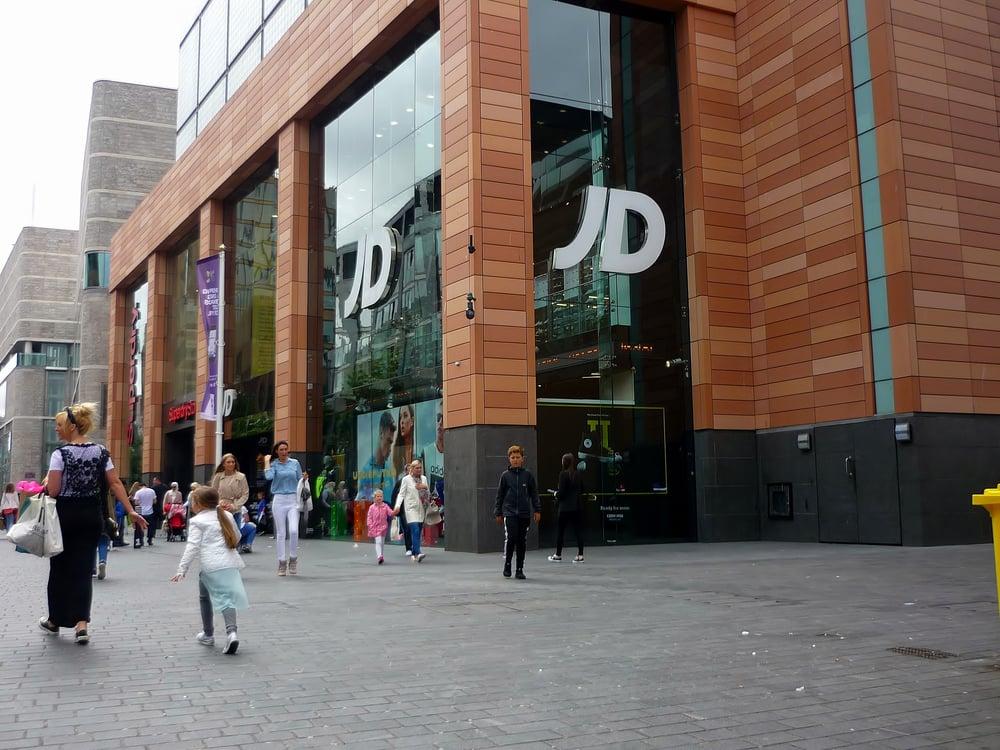 JD Sports Shop Liverpool ONE