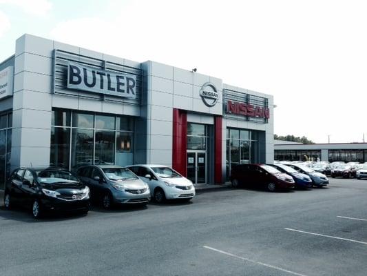 Butler Nissan Macon Ga >> Butler Nissan 4500 Riverside Dr Macon Ga Auto Repair Mapquest