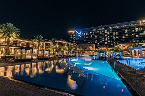 m resort and casino