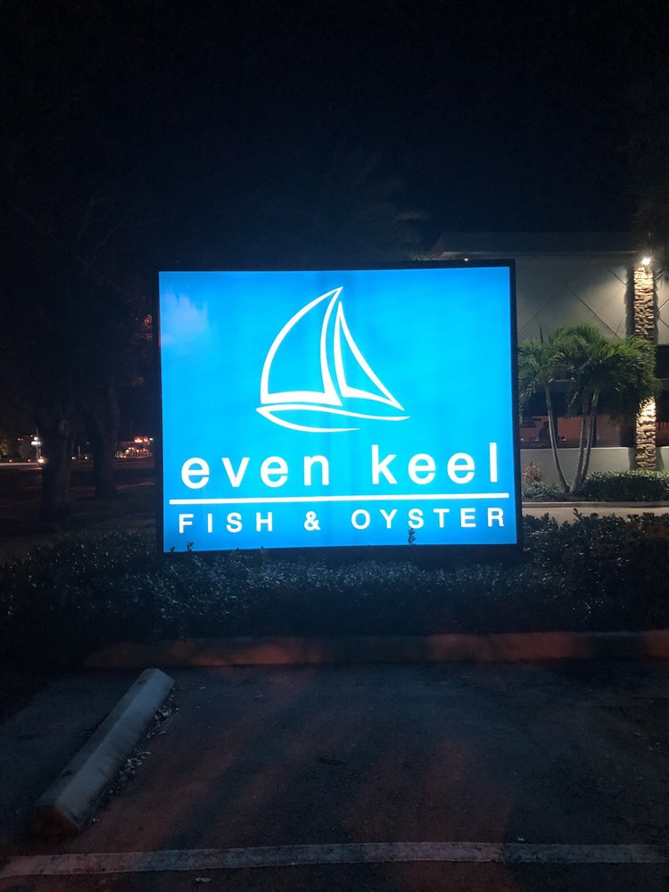 Photo of Even Keel Fish & Oyster - Fort Lauderdale, FL, United States