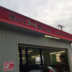 Matt's Greenwood Auto Care