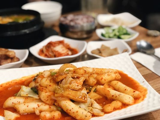 Jin Mi Korean Cuisine