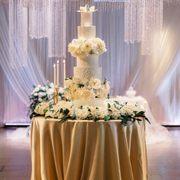 Photo of Shelby Lynns Cake Shoppe - Springdale, AR, United States. Wedding cake!