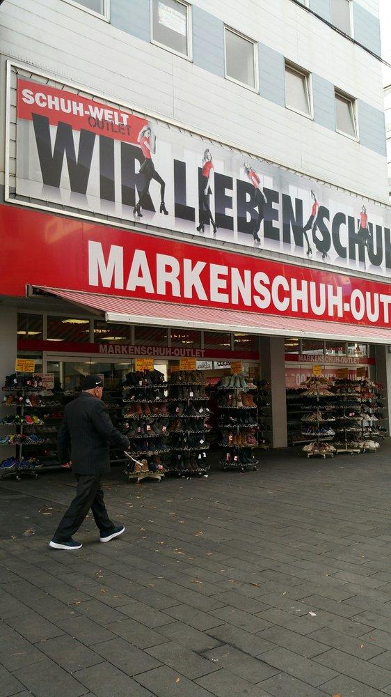 Schuh Outlet 22 Fotos Schuhe H1 8 9, Mannheim, Baden