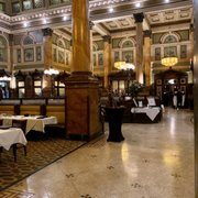 Photo of Gandy Dancer Saloon - Pittsburgh, PA, United States. View of Grand Concourse from the Gandy Dancer Saloon