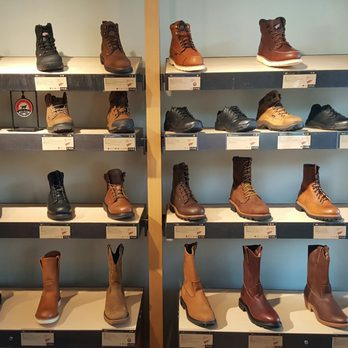 Red Wing Shoe Store - 20 Reviews - Shoe