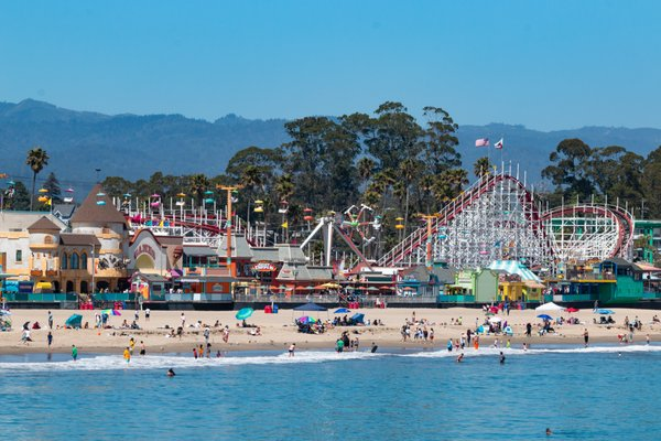 Santa Cruz Beach Boardwalk 400