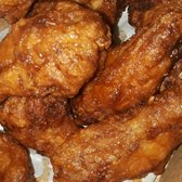 Photo of Mad For Chicken - Flushing, NY, United States. Yummy Soy Garlic wings!