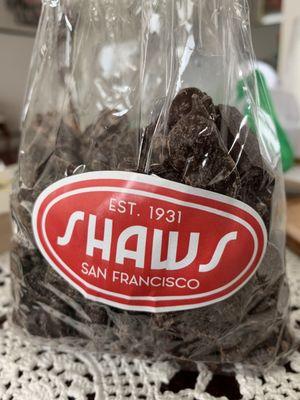 Shaws Candy