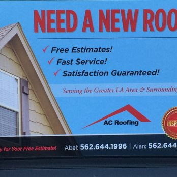 Ac Roofing 24 Photos 36 Reviews Roofing Downey Ca Phone Number Yelp