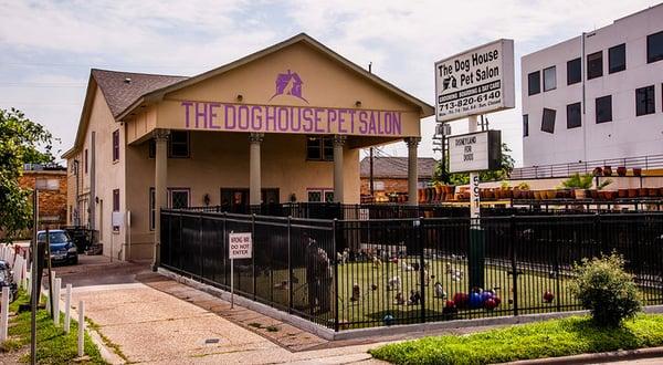 The Dog House Pet Salon 5917 Richmond Ave Houston Tx Boarding