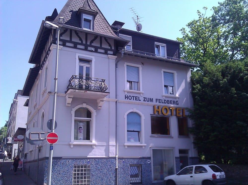 Hotel Zum Feldberg Hotel Klosterstr 2 Konigstein Im Taunus