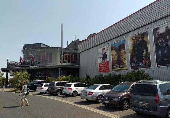 mainfrankenpark dettelbach kino