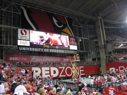 Arizona Cardinals 8701 S Hardy Dr Tempe Az Football Clubs Mapquest