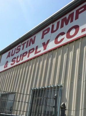 Austin Pump & Supply Co logo