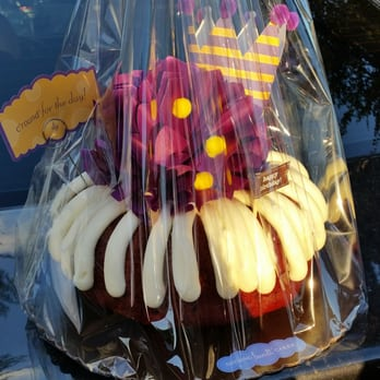 Outstanding Nothing Bundt Cakes 140 Photos 243 Reviews Bakeries 1702 Funny Birthday Cards Online Inifofree Goldxyz
