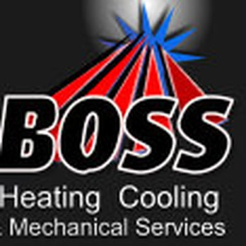 Boss Heating And Cooling Heating Air Conditioning Hvac 1107