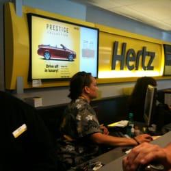 Hertz Car Rental Honolulu Hawaii Airport لم يسبق له مثيل الصور