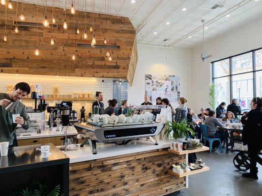 Verve Coffee Roasters 1540 Pacific Ave Santa Cruz Ca Coffee Tea Mapquest