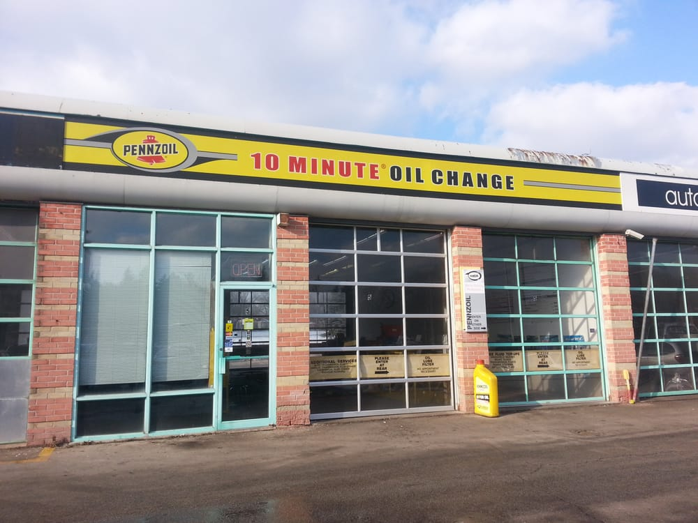 Pennzoil Near Me >> Pennzoil 10 Minute Oil Change Center Auto Repair 3220