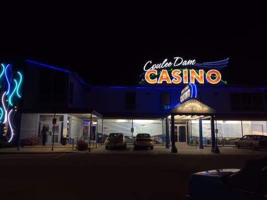 coulee dam casino address