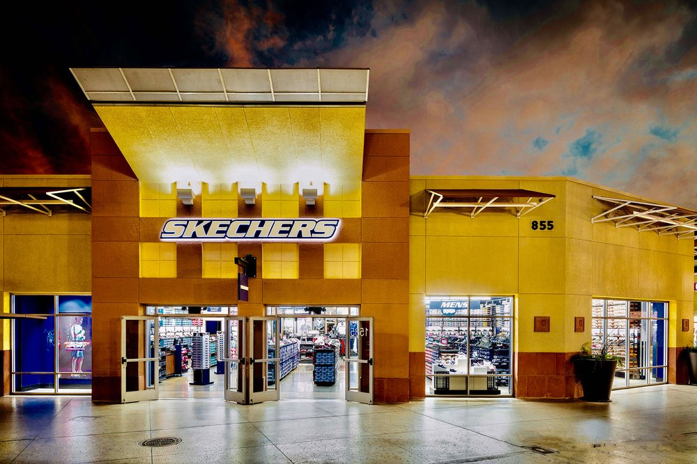 outlet skechers viña del mar