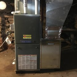 Hvac In Suffield Yelp