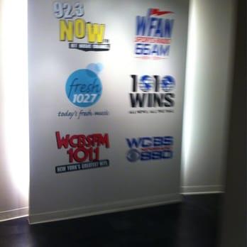 Cbs Radio Radio Stations 345 Hudson St South Village New