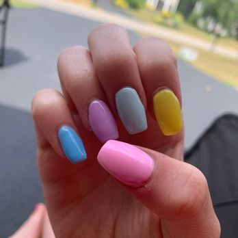 Nail Expo 12 Photos Nail Salons 8395 Oswego Rd Baldwinsville Ny Phone Number Services