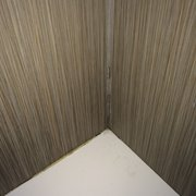 Photo of Days Inn Downtown / at the Stadium - Nashville, TN, United States. Grout/workmanship issues and mold