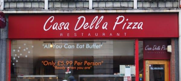 Casa Della Pizza 11 Photos 20 Reviews Italian 27