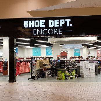 Shoe Dept. - Shoe Stores - 38 Wyoming