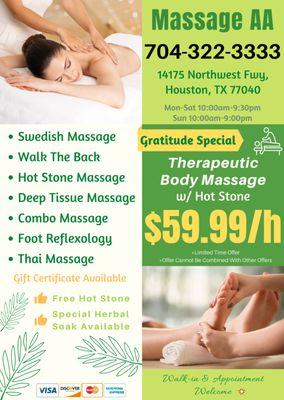 massage bad asiatische houston 77070