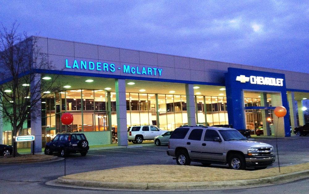 Landers McLarty Chevrolet - 18 Reviews - Car Dealers