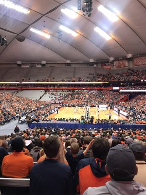 Carrier Dome 900 Irving Ave Syracuse Ny Stadiums Arenas