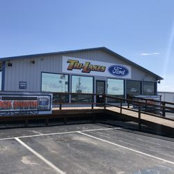 Photo of Tri-Lakes Motors - Branson, MO, United States. Ford Building