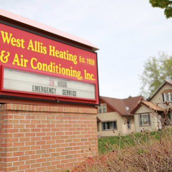West Allis Heating Air Conditioning 10 Reviews Heating Air