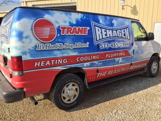 Rehagen Heating Cooling 2041 Highway 63 Westphalia Mo Heating