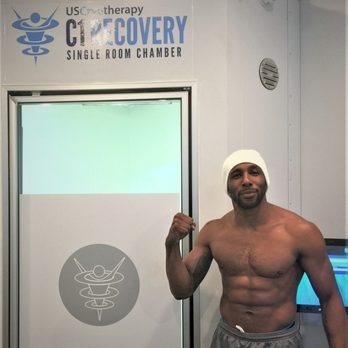 nagykereskedelmi üzlet szuper népszerű kiváló minőség Jordan Boss rehabs with US Cryotherapy - Yelp
