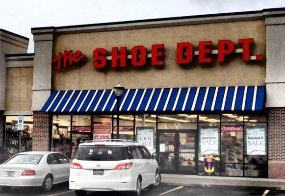 Shoe Dept 1792 S Lake Dr Lexington, SC