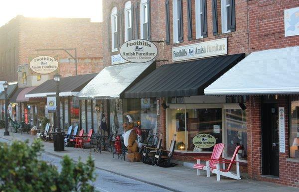Foothills Amish Furniture, Foothills Amish Furniture