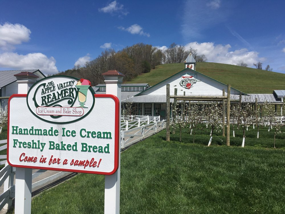 The Apple Valley Creamery and Bake Shop