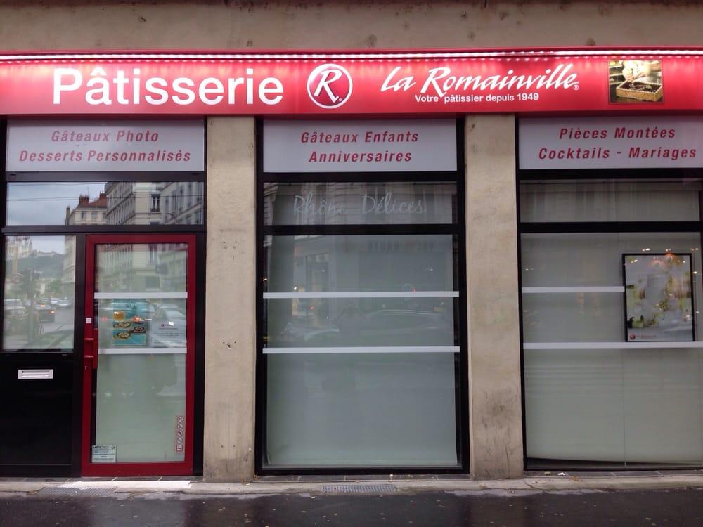 La Romainville , Pâtisseries , 71 cours de la Liberté, La