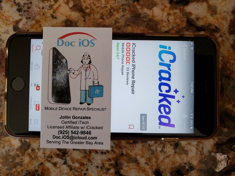Icracked Iphone Repair 15 Photos 34 Reviews Mobile Phone Repair Uptown Oakland Ca Phone Number Yelp