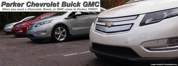 Parker Chevrolet Buick Gmc 517 Gorday Dr Ashburn Ga Auto Dealers Mapquest