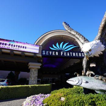Seven feathers casino dining casino 6 deck shoe
