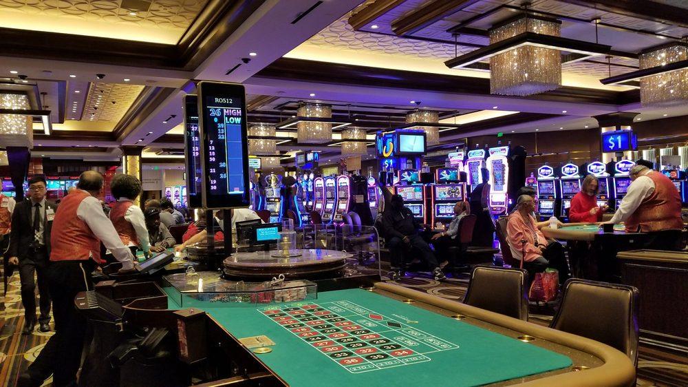 horseshoe casino baltimore live music