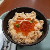 Photo of Hokkaido Ramen Santouka - Los Angeles, CA, United States. Sake & Ikura Bowl