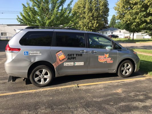 Fox Valley Cab 18 Photos 15 Reviews Taxis 719 W Frances St Appleton Wi Phone Number Yelp