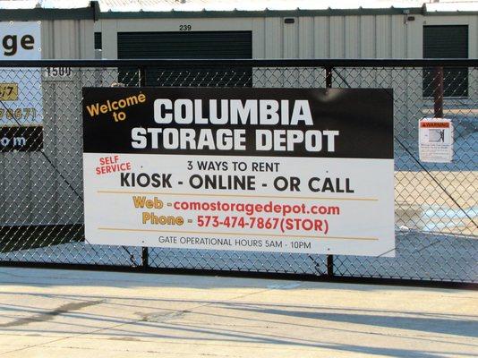 Columbia Storage Depot 1500 Creekwood Pkwy Columbia Mo